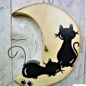 luna-in-legno-coppia-gatto-disteso-gatto-seduto-retro
