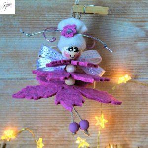 folletto-natalizio-stella-di-natale-rosa