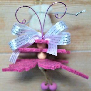 folletto-natalizio-stella-di-natale-rosa-retro