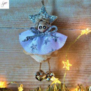 folletto-natalizio-truciolo-legno-argento