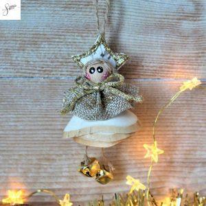 folletto-natalizio-truciolo-legno-oro