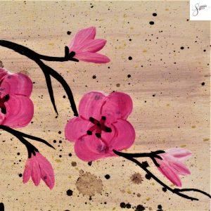 targhetta-in-legno-moderna-dipinta-a-mano-ramo-rosa-dettaglio-v2